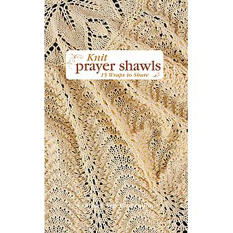 Leisure Arts Knitted Prayer Shawls La 5133