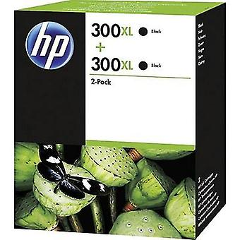 HP Ink Original Pack of 2 Black D8J43AE