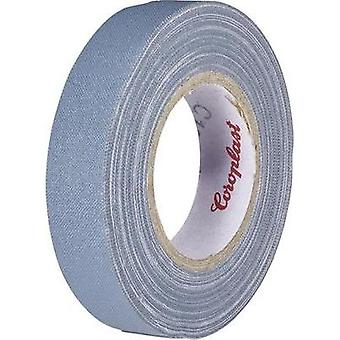 Cloth tape Coroplast Grey (L x W) 10 m x 19 mm Natural rubber Content: 1 Rolls