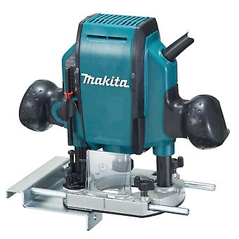 Makita RP0900 Plunge Router 8 Mm
