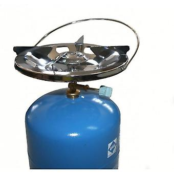 Comgas Economic stove 22 cm. Adaptable to blue or orange bottle.