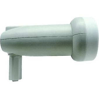 Single LNB Smart TELS gold-plated terminals, weatherproof