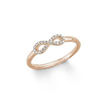 s.Oliver jewel ladies ring silver Rosé gold SO1417