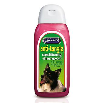 Jvp Dog Anti-tangle Cond 200ml (Pack of 6)
