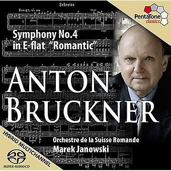A. Bruckner - Bruckner: Symfoni No. 4 [SACD] USA import