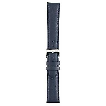 Morellato Strap Only - GRAFIC GENUINE LEATHER TURQUOISES16 A01U0969087064CR16 Watch