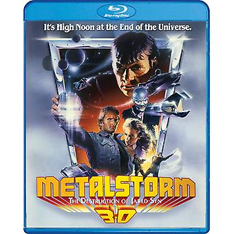 Metalstorm: The Destruction of Jared-Syn [Blu-ray] USA import