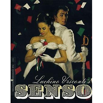 Senso [BLU-RAY] USA import