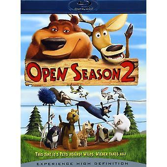 Open Season 2 [BLU-RAY] USA import