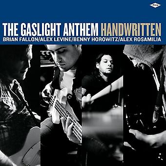Gaslight Anthem - handskrivna [Vinyl] USA import