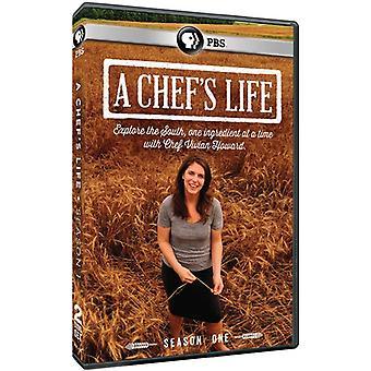 La vida del chef: temporada 1 importación de Estados Unidos [DVD]