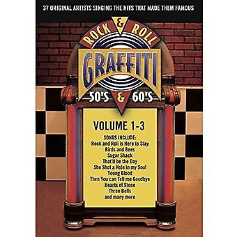 Rock & Roll Graffiti - 1 & 2 & 3 [DVD] USA Importer