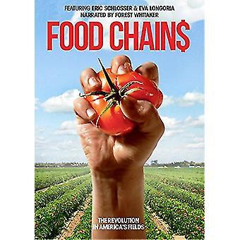 Fødekæder [DVD] USA importerer