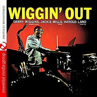 Wiggins, Gerry Jackie Mills, Harold Land - Wiggin'Out [CD] USA import