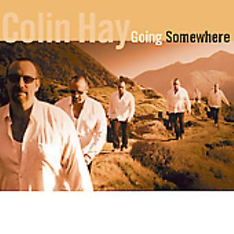 Colin Hay - gå sted [CD] USA import