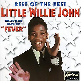 Lille Willie John - bedste af det bedste [CD] USA import
