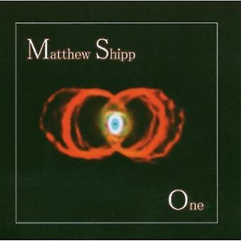 Matthew Shipp - én [CD] USA import