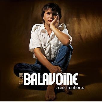 Daniel Balavoine - Sans Frontieres [CD] USA import