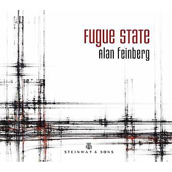Buxtehude / Feinberg, Alan - fuga State - Alan Feinberg [CD] USA import
