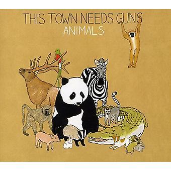 Denne by har brug for kanoner - dyr [CD] USA import
