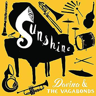 Davina & Vagabonds - Sunshine [Vinyl] USA import