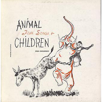 Peggy Seeger - Animal Folk Songs for Children: Selected From Ruth [CD] USA import