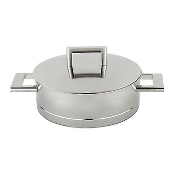 Demeyere Low Casserole With Lid