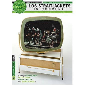 Los Straitjackets - Los Straitjackets in Concert [DVD] USA import