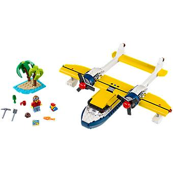 Lego 31064 Island Adventures (Toys , Constructions , Characters And Animals)