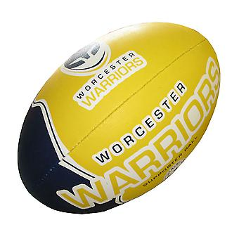 Pelota de rugby GILBERT worcester warriors partidario mini