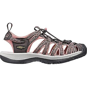 Keen Whisper Womens Shoes Raven/Rose Dawn