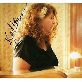 Katie Moore - kun ting værre [CD] USA import