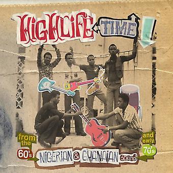 Highlife tid - Highlife tid [CD] USA importerer