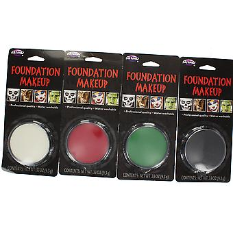 Halloween Face Paint Foundation Make Up Compact 9.3g