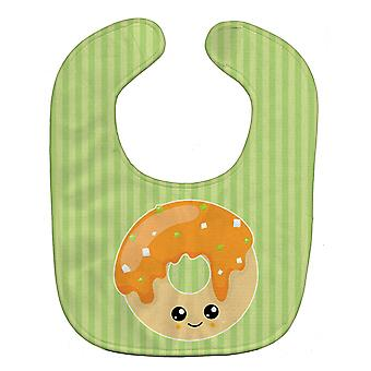 Carolines Treasures  BB8760BIB Fall Doghnut Baby Bib