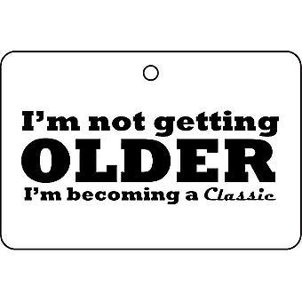 أنا لا تحصل معطرات الجو سيارة قديمة