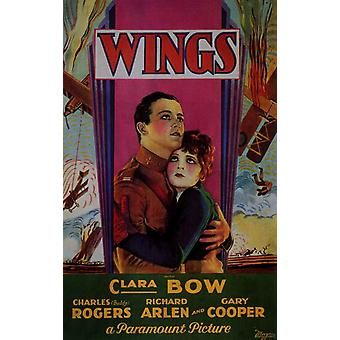 Wings Movie Poster (11 x 17)