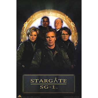 Stargate SG-1 Movie Poster (11 x 17)