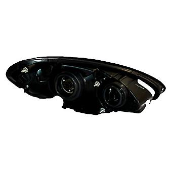 TYC 20-6774-00-1 Chrysler PT Cruiser Left Replacement Head Lamp