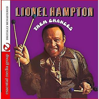 Lionel Hampton - dem ændringer [CD] USA import