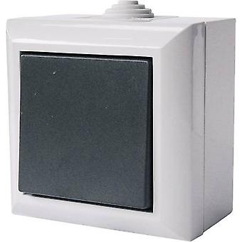GAO Toggle switch Business-Line Grey 9160