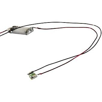 LED + cable Warm white Sol Expert