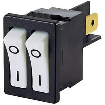 Toggle switch 250 Vac 10 A 2 x Off/On Arcolectric