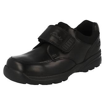 Boys Clarks Gore-Tex School Shoes Tam Go GTX