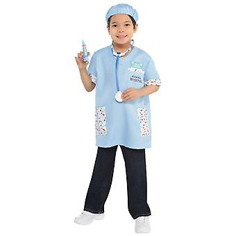 Amscan Unisex Veterinary Costume & Accessories (Babies and Children , Costumes)
