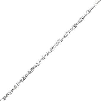 44cm Singapore Chain - 925 Sterling Silver Single Chains - W36057x