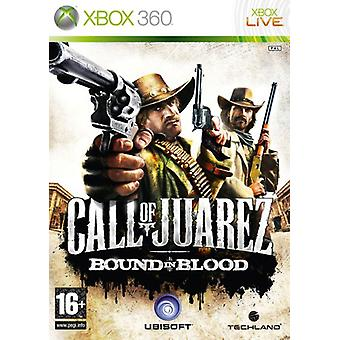 Call Of Juarez-Bound In Blood (Xbox 360)