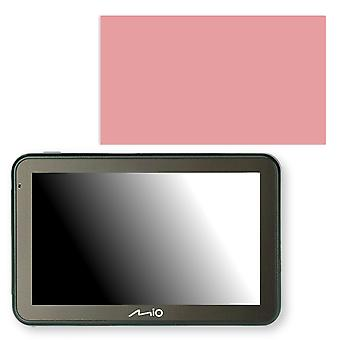 Mio spirit 7100 ch display protector - Golebo view protective film protective film