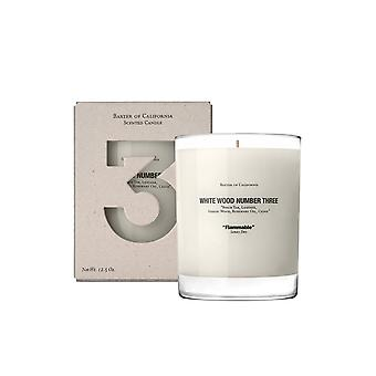 Baxter White Wood No.3 Candle 355g