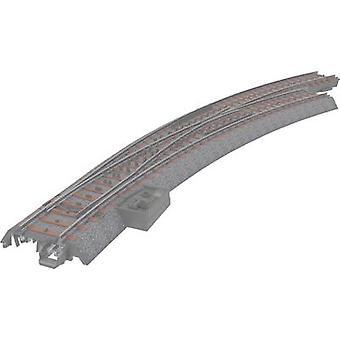 H0 Märklin C (incl. track bed) 24772 High-speed point, Right 30